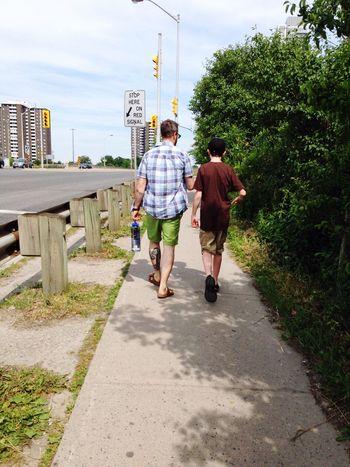 Father & Son Fatherlove Fatherhood  👬 Summer ☀