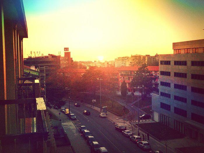 Eyem Porto Sunset Porto