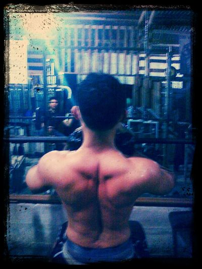 Workout Motivated Backmuscles
