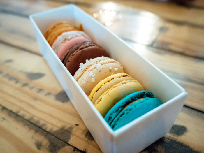 Macaroons! Colourful Delicious Dessert Food Food And Drink Indulgence Macaroons Ready-to-eat Snack Sweet Food Temptation