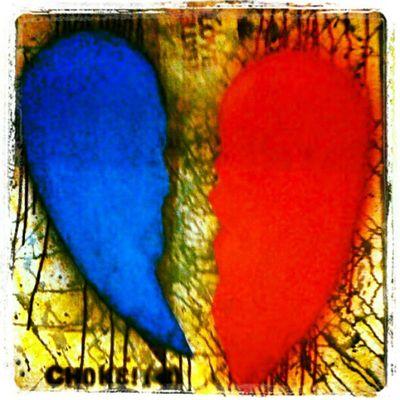 love Graphicdesign Stencils Stencilart Painting Loveisachemicalreaction Art Unoriginal LOVEhurts Brokenhearts Canvas