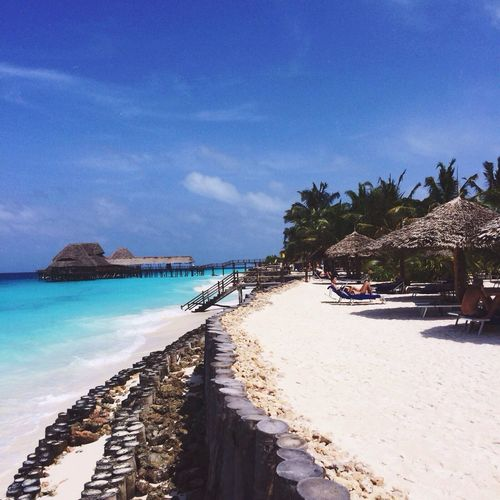 Zanzibar Sea Amazing Place