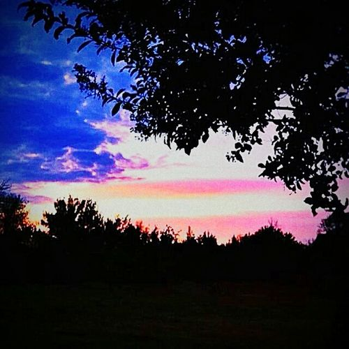 Sunset Sunset_collection Patriotic