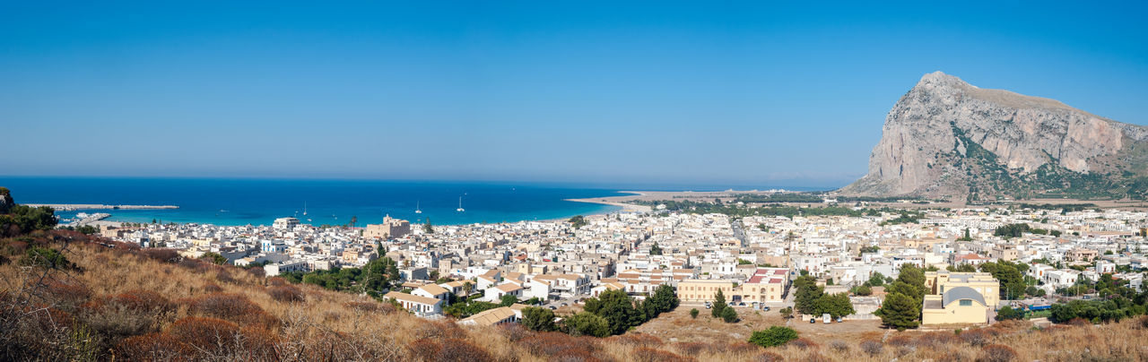 Beautiful View of San Vito Lo Capo town in Sicily Beach Life Beach Photography San Vito Lo Capo Sicilia Sicily Sicily ❤️❤️❤️ Sicily, Italy Zingaro Reserve Beach Beachphotography Beutiful Place  Day Nature Outdoors Paradise Paradise Beach Paradise Island San Vito Sanvitolocapo Sea Seascape