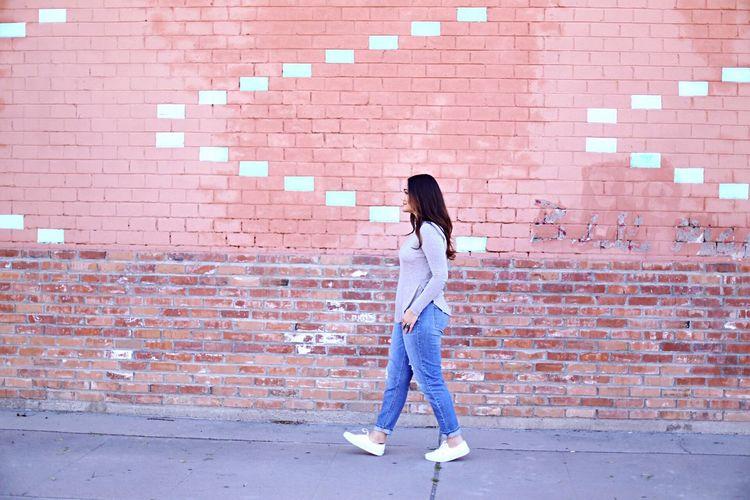 Walking Around Phoenix, AZ