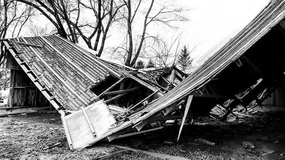Barn Broken Wrecked Destroyed Demolished Structure Building Old Oldbarn Oldbarns Farm Farms Iowa Iowafarms Blackandwhite Blackandwhitephotography Blackandwhitephoto Clarenceiowa Tiptoniowa Aroundiowa Farmtography FarmPhotography 305photographer Miamiphotographer Miaphotographer arounddubuque bnw_captures