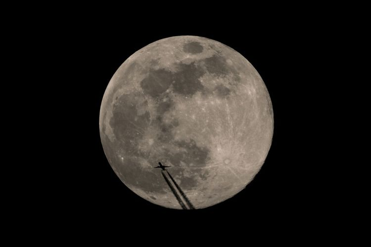 Fullmoon 21st of March 2019. Airbus A220-300 crossing moon on it's way from Zurich to Riga (BT644/YL-CSG) 40.975ft. Moon Surface Moon EyeEm Gallery EyeEm Best Shots Plane In Front Of Moon Outdoor Photography Nature Photography Aircraft Photography Plane View Astronomy Space Night Sky Beauty In Nature No People Full Moon Tranquility Space Exploration Tranquil Scene Astrology Space And Astronomy Moonlight Dark Circle Planets Scenics - Nature Outdoors Details Of Nature Fullmoon At The Sky Travel Photography Travel Destinations Departures Air Vehicle Plane Spotting In The Air