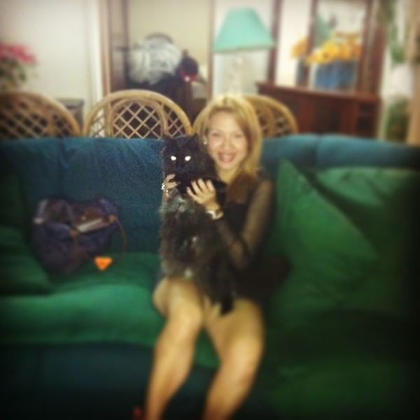 Me Cat Prettys Beatifull babybeachlooklovel4lf4fdrinkingyellowsummeramazingfollowmeigersmcbo