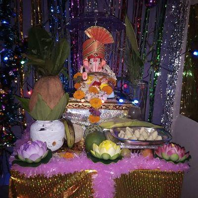 Happy Ganesh Chaturthi Feeling Festive ...