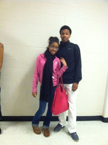 Me && meat Today !