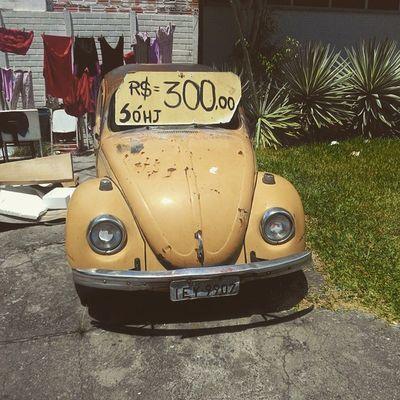 Esse é bom! Baita promoção! Fusca Volkswagen