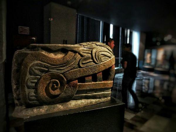 Ciudad De México Museo Del Templo Mayor