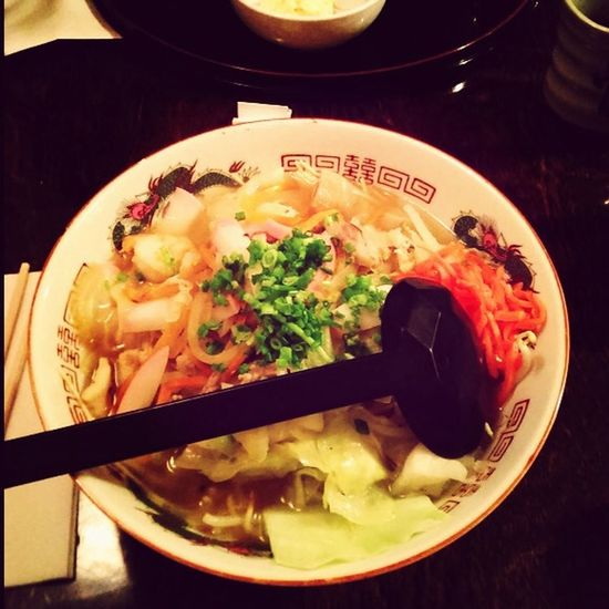 The benefit of Living Life in Düsseldorf :) some good Japanese Food here! Ramen