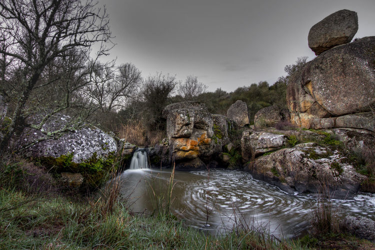 Unexpected Alentejo Beauty In Nature EyeEm Best Shots HDR Nature No People Outdoors Tree Water Waterfall