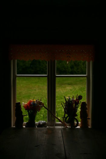 Grass Nature Poland Wood Contrast Day Indoors  Kalisz Nopeople Village Window Perspectives On Nature