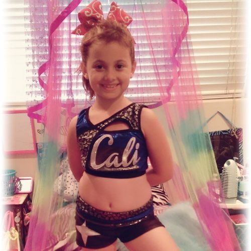My mini Allstar, long season to come, but so excited for it and all the girls.