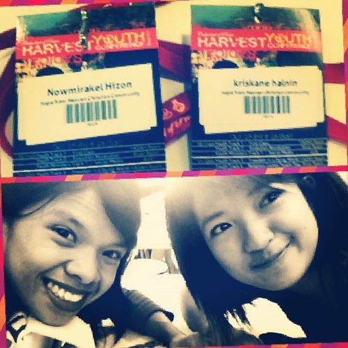 Harvest Youth Conference with @nowmirakel... Kambal Seminar 10252013