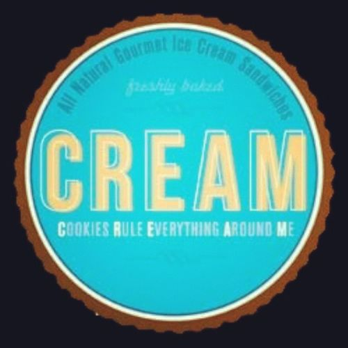 Went to Cream after our wonderful day out♥ vegan cookies and soy ice cream! Such a wonderful way to end a wonderful day. Cream_nation Cream Vegan Richard bestday iloveyou