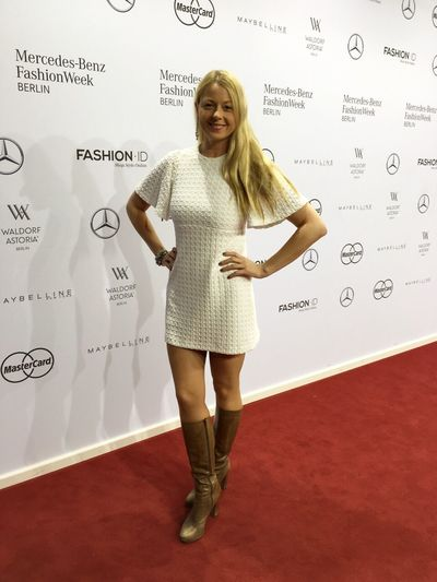 Feeling Like An Angel Today's Outfit Mbfw Mbfwb Fashion&love&beauty Fashionweek JustMe