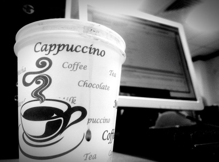 Coffee n a pc all needed to finish my day Resting Gaming Coffee Break
