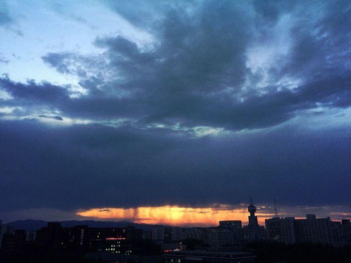 Hello World EyeEm Light And Shadow Nature Beautiful Colors Blue Sky