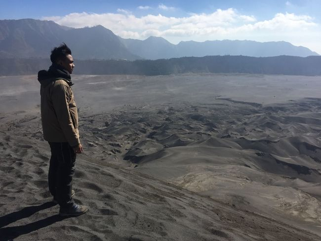 Chemoro Lawang Desert Faces In Places MySON♥ Surabaya Winds Sweeping The Sand