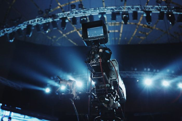Technology No People Night Performance Indoors  Close-up Behindthescenes Cinematography Love