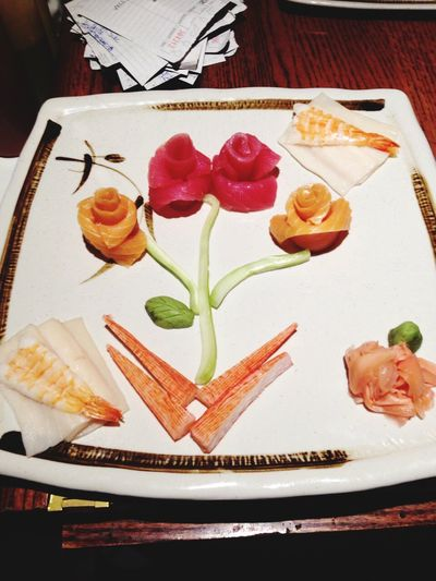 Sashimi  Suki Cafe Sashimi Dinner