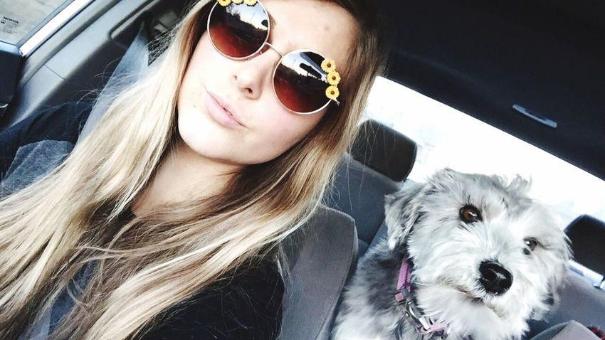 Pretty Girl Girlsbestfriend Puppy Love Bean Mamas Girl 💖