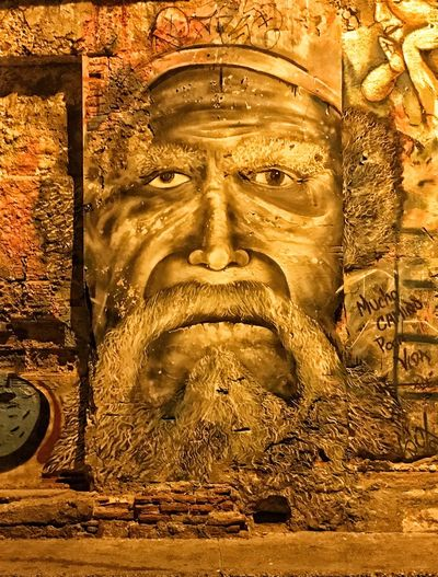 Sin Filtros Grafimx Graffiti Human Representation Travel Destinations Sculpture Gold Colored History Bas Relief Travel Ancient No People Statue Ancient Civilization Old Ruin Close-up Outdoors Architecture Day