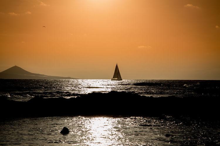 Tranquilidad en el mar Canarias Foto Fotografia Islascanarias Paisaje Paisajes Photo Photography