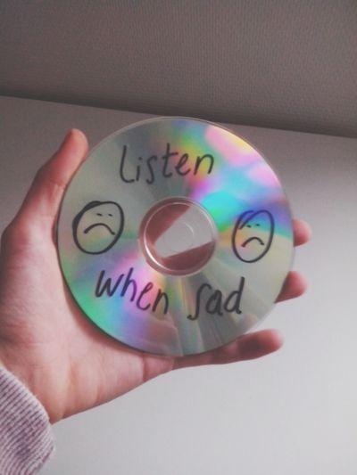 listen when sad Music Colors