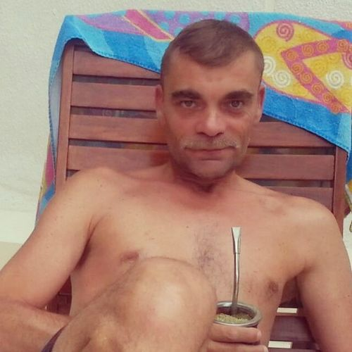 Dad Papá MiViejo Uruguay Montevideo Mate Facha 53 Anos Years Old