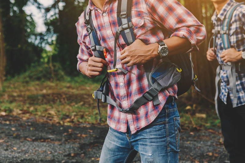 Hiking Nature