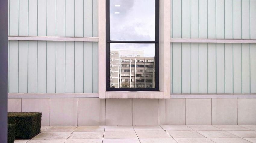Lines And Angles Schauwerk Sindelfingen Architecture Building Exterior Built Structure City Facade Detail Geometric Shape Minimalism Reflection Simplicity Window #urbanana: The Urban Playground