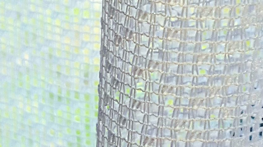 Curtains Curtain Close-up No People Tranquility Decorative Pattern Material Materials Relaxation Item Window Curtain Pattern Macro Macro_collection Macro Photography House Interiors  Softness