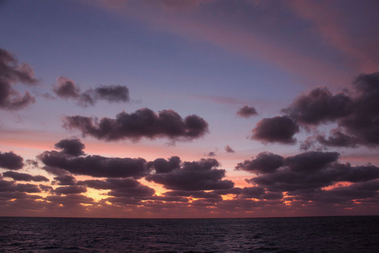 Sky Sunset Sea Water Cloud - Sky Beauty In Nature Horizon Horizon Over Water Tranquility Scenics - Nature Tranquil Scene Nature No People Outdoors Idyllic Dramatic Sky Orange Color Dusk Sunlight Travel Travel Destinations Sunset_collection