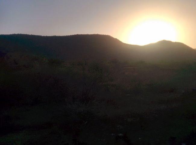 Sun Set Environment Sun Landscape Nature Sky Scenics - Nature Silhouette