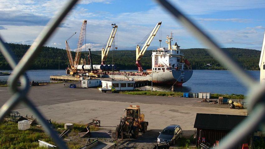 Water Outdoors Day Harbor Sea Sweden Örnsköldsvik Köpmanholmen