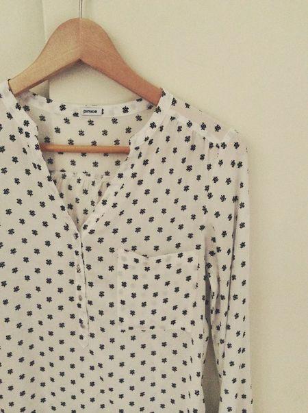 Shirt Shirt Chemise Fashion Chic