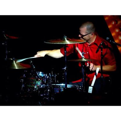 Pat Wilson - Weezer Cruise 2014 - Show A - Patwilson WEEZER Weezercruise Gig Live Music Sony Sonyhx50 HX50 Monikasmithphotography