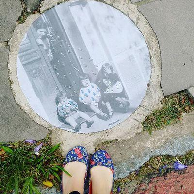 no meio do caminho tinha uma arte. Pelebomfim Intervençãourbana Artederua Arteurbana Streetart Artecallejero UrbanART Arteurbano Poa Portoalegre  Bomdobomfim BomFim