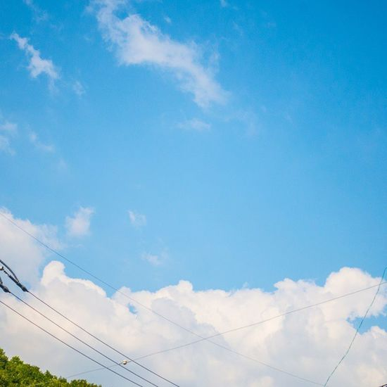 구름 몽글몽글 풍경 산책 일상 니콘D610 Nikond610 Sky Photographer_suhyeon Travel