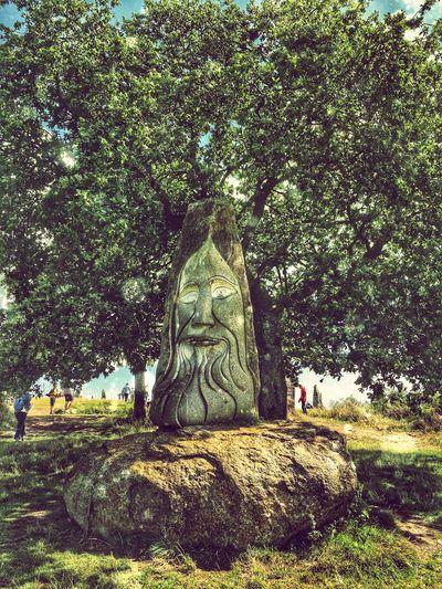 La Vallée Des Saints Sculpture Art And Craft