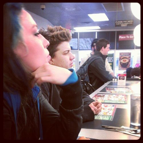 Waffle hoes for life Originalgangstas Wafflehouse Delicious Dayoff means a trip to wh