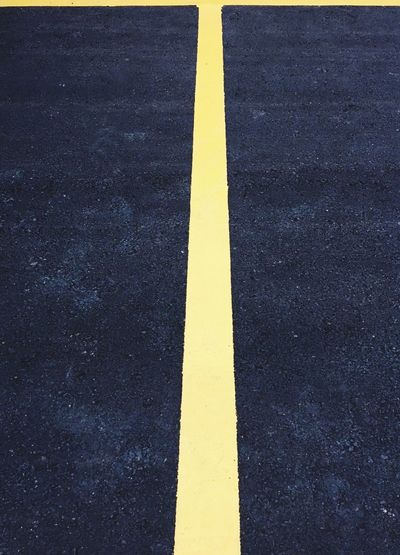 Full Frame Shot Of Road With Marking