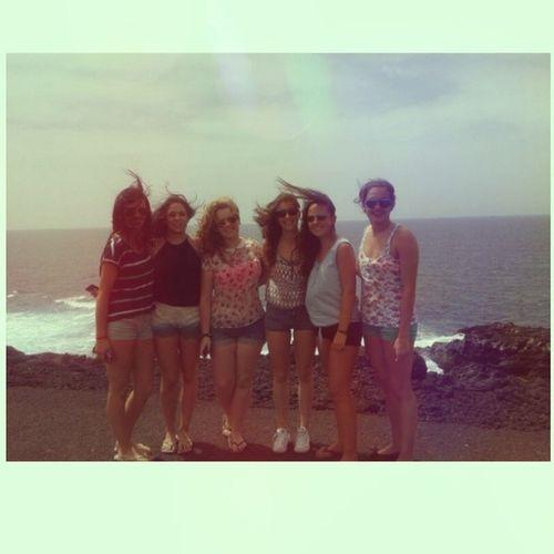 Lanzarote! SeEchaDeMenos Ikasbi Girls Instamoment