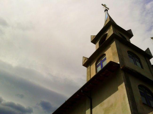 Church Tower Church Churches