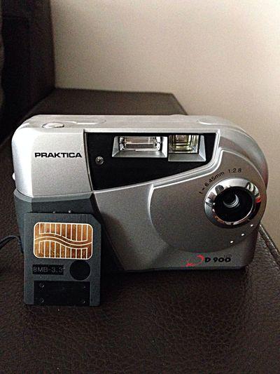 Mi primera cámara digital Mis Cacharros Taking Photos Camaras Praktica