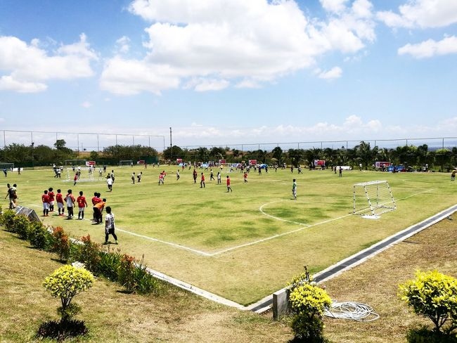 Football Sports Field Footballfield Day Outdoor Competition Summer EyeEmNewHere